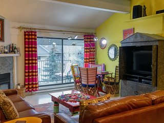 BC West C-4 w/ FREE Skier Shuttle - Avon vacation rentals