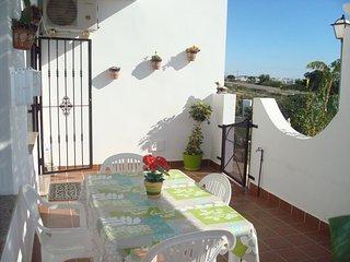 apartamento en bajo económico y piscina 2 habitaciones vera colina 7 - Vera vacation rentals