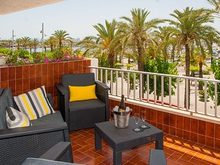 2 bedroom Condo with Washing Machine in Puerto de Alcudia - Puerto de Alcudia vacation rentals