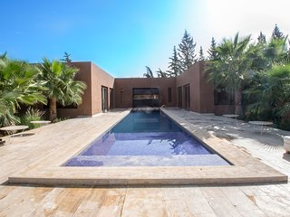 Modern oasis of peace at the gates of Marrakesh - Douar Sidi Youssef Ben Ali vacation rentals