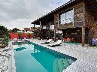 Luxurious exotic villa in La Baule - La-Baule-Escoublac vacation rentals