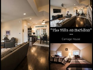 The Villa on Meridian - Carriage House ***3rd Night free non-premium dates*** - Indianapolis vacation rentals