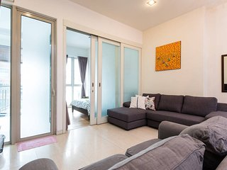 Stunning 2 bedroom 2 bath with private terrace in the heart of KLCC - Kuala Lumpur vacation rentals