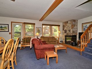 Gypsy Haven is a 3 bedroom end unit located at Deerfield in Canaan Valley, WV - Davis vacation rentals
