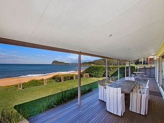 Absolute Beachfront Holiday House - Pearl Beach vacation rentals