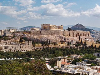 Luxus apartment in Athens with stunning Acropolis view - Athens vacation rentals