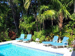 Casablanca: Perfect Getaway for 2, Soak up the Sun! Private Pool & Parking - Key West vacation rentals