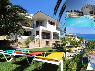 Only 100m to the Beach! Spacious Villa With Private Pool - 12 People - Benissa vacation rentals