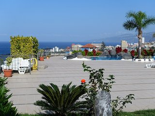 Excellent apartment in high standing complex - Puerto de la Cruz vacation rentals