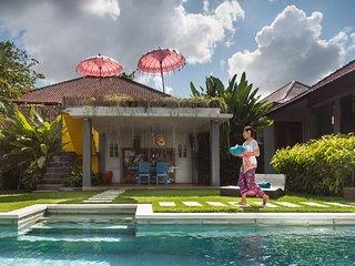 Tropical Quirky Villa Umalas / Seminyak - Kuta vacation rentals