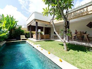 PROMO!! Villa Lestari - Cosy private - 1 bdr villa - Umalas vacation rentals