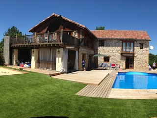 Luxury Rural Barn Conversion with private pool and 45mins from skiing area. - Sedeilhac vacation rentals