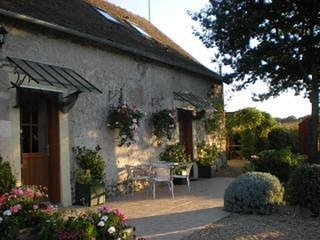 Perfect for 8 adults + 2 children + baby, private pools & gardens - Linières-Bouton vacation rentals