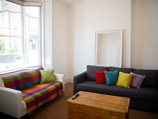 The Town house - town centre house sleeps 7,  minutes from the beach - Worthing vacation rentals