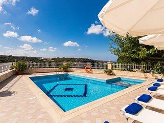 Villa Antigoni - Great View, Ideal for Groups! - Rethymnon vacation rentals