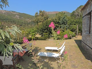 Beautiful Bungalow with Television and Balcony - Megalos Prinos vacation rentals