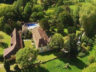 Comfortable 10 bedroom Gite in Siorac-en-Périgord - Siorac-en-Périgord vacation rentals