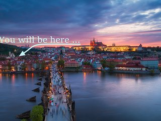 In the heart of historical centre - Prague vacation rentals