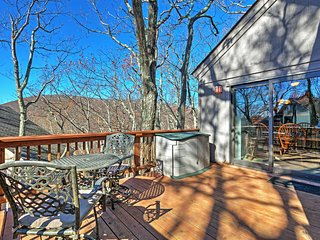 3BR Ski-In/Out Eagle Swoop House w/Hot Tub! - Wintergreen vacation rentals