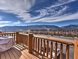NEW! 3BR Eden Condo w/ Resort-Style Amenities! - Eden vacation rentals