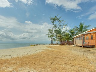 Orange Cuttlefish - Oceanus Cabanas - Dangriga vacation rentals