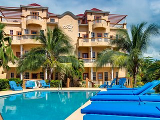 Ambergris Lake Villas: Dolphin Retreat (Villa A1) - San Pedro vacation rentals