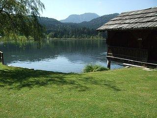 Haus Garz - Urlaub am Weißensee (Kärnten) - Techendorf vacation rentals