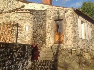 Wonderful rustic, character gite situated in scenic settings. - Vouvant vacation rentals