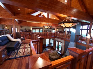 17,000 Square Feet of Luxury  (Smithfield Canyon five miles from Logan) - Logan vacation rentals