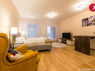 Relaxing Studio Apartment in Foorum - Tallinn vacation rentals