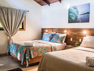 Banana Beach Bungalow - 2 Queen-Size Beds w/Pool - Santa Teresa vacation rentals