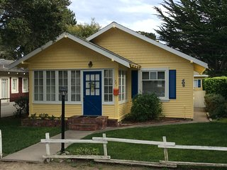 Special Fall and Winter Rates; Affordable Charm in Pacific Grove - Pacific Grove vacation rentals