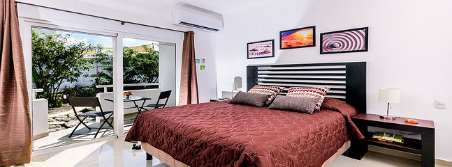 1 bedroom Apartment with Internet Access in Cozumel - Cozumel vacation rentals
