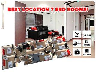SKU #5 7 Bedroom Master Suite Apartment - Osakasayama vacation rentals