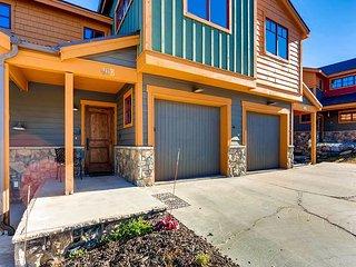 3BR, 3BA Silverthorne Luxury Ski Condo: High-End Finishes Near Ski Resorts! - Silverthorne vacation rentals