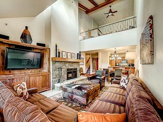 2BR+Loft Platinum Rated Residence in Ski-In/Ski-Out Kiva at Beaver Creek - Beaver Creek vacation rentals