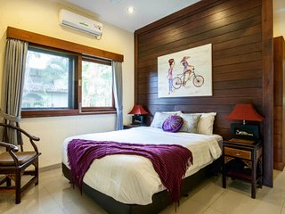 Santosa- Boutique self contained apartment villa Legian - Legian vacation rentals