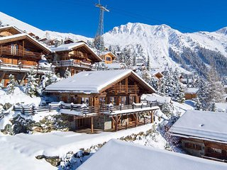 Chalet Nuits Blanches, Sleeps 10 - Bagnes vacation rentals