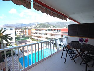 APARTMENT in CASTELLDEFELS with POOL TENIS BASKET - Castelldefels vacation rentals