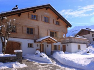 Chalet Leugisland, Klosters, (Chalet Candy) - Klosters vacation rentals