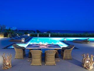 Aelia De Luxe Villa Sharing Pool - Nea Chryssi Akti vacation rentals