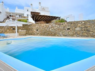 Villa ''Desiree'' - Seablue Villas Mykonos - Tourlos vacation rentals