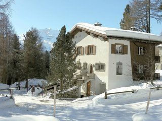 Sunny 4 bedroom Condo in Saint Moritz - Saint Moritz vacation rentals