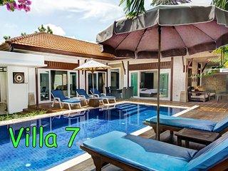 BUSABA POOL VILLA 7 - HUA HIN - Hua Hin vacation rentals