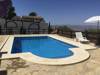 Beautiful Country Villa with Private Pool & Stunning Views - Canillas de Aceituno vacation rentals