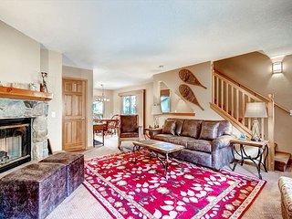 Pine Creek H Townhouse Breckenridge Colorado Lodging - Breckenridge vacation rentals