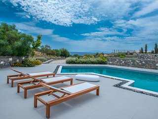 Aelia Grand Villa with Private Pool - Nea Chryssi Akti vacation rentals