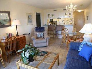 207 Bay Creek Villa - Edisto Marina - Edisto Beach vacation rentals