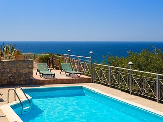 Amazing Sea Views & Far Away From City Noise at Villa Livadia - Amigdhalokefali vacation rentals