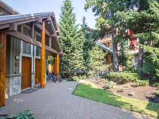 Gorgeous Bright 2 Bed, Amazing Location, Shared Hot Tub, Walk to Village - Whistler vacation rentals